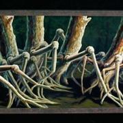 Walking Sticks, by Conrad Kaufman