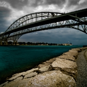 Blue Water Bridge, Sarnia, Ontario