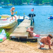 A Michigander Fourth of July